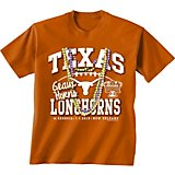New World Graphics Women's University of Texas CFP 2018 Sugar Bowl Beads T-shirt