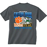 New World Graphics Men's CFP 2018 Cotton Bowl Match Up T-shirt