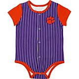 Colosseum Athletics Infant Boys' Clemson University Winkler Baseball Onesie