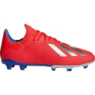 adidas Men's X 18.3 Firm Ground Soccer Cleats