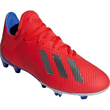 wholesale dealer b5d21 17716 adidas Men's X 18.3 Firm Ground Soccer Cleats