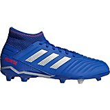 sale retailer fffd6 37e0c adidas Kids  Predator 19.3 Firm Ground Soccer Cleats