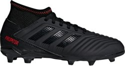adidas Boys' Predator 19.3 Firm Ground Soccer Cleats