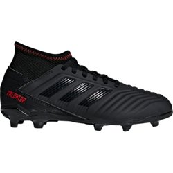 adidas Kids' Predator 19.3 Firm Ground Soccer Cleats