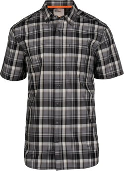 Men's Hunter Plaid Shirt