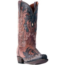 Men's Tex Leather Western Boots