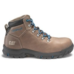 Women's Mae EH Steel Toe Lace Up Work Boots