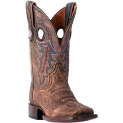 Men's Badlands Leather Western Boots