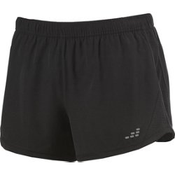 Women's Mesh Panel Running Shorts