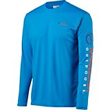 Magellan Outdoors Men s Casting Long Sleeve Crew Shirt 03821acdf