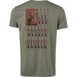 Men's Classic Buck Flag T-shirt