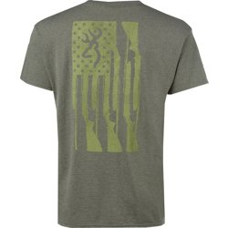 Men's Authentic Arms Classic Outdoor Graphic T-shirt