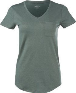 Women's Horizon Novelty V-neck T-shirt