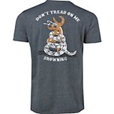 33fa157d Men's Don't Tread On Me Short Sleeve T-shirt. Quick View. Browning
