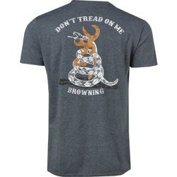Men's Don't Tread On Me Short Sleeve T-shirt