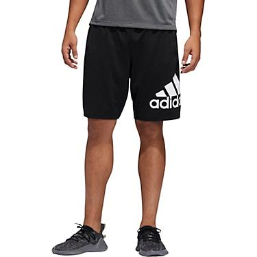 799a198742233 adidas Men's 4KRFT Sport Badge of Sport Shorts 9 in | Academy