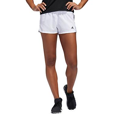 adidas Women's 3 Stripes Woven Training Shorts 3 in | Academy