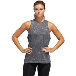 adidas Women's Summer Wash Muscle Tank Top