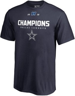 Dallas Cowboys Youth 2018 NFC East Division Champions Comeback Play Roster T-shirt
