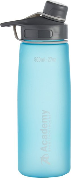 Academy Sports + Outdoors Lacquer Finish 27 oz Water Bottle with Screw Top Spout