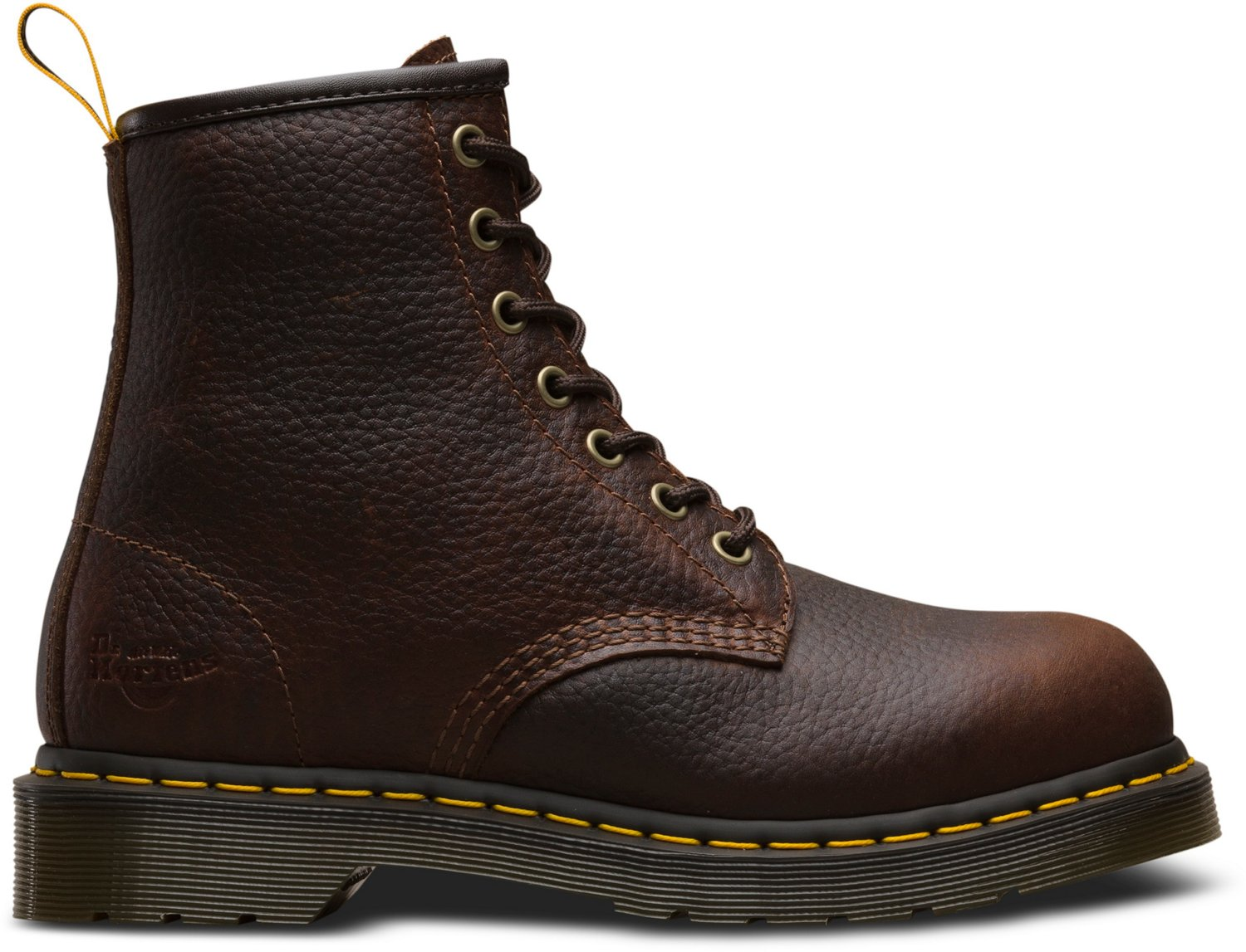 Dr. Martens Women s Maple Steel-Toe Work Boots  66d10d2bf