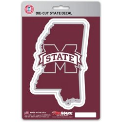 Mississippi State University State Decal