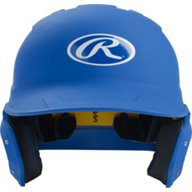 Rawlings Boys' Mach Junior 1-Tone Batting Helmet