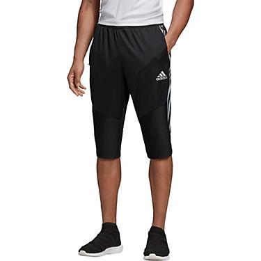 e40864d914a00 adidas Men's Tiro 19 3/4 Reflective Soccer Pants