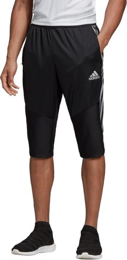 adidas Men's Tiro 19 3/4 Reflective Soccer Pants