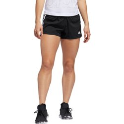 adidas Women's 3-Stripes Pacers Woven Shorts