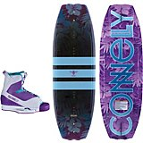 Connelly Women's Lotus Optima Wakeboard Package