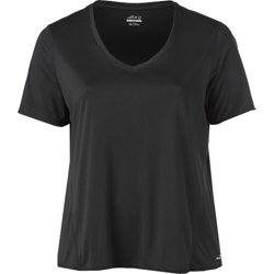 Women's Solid Turbo Plus Size T-shirt