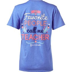 Women's My Favorite People Graphic T-shirt