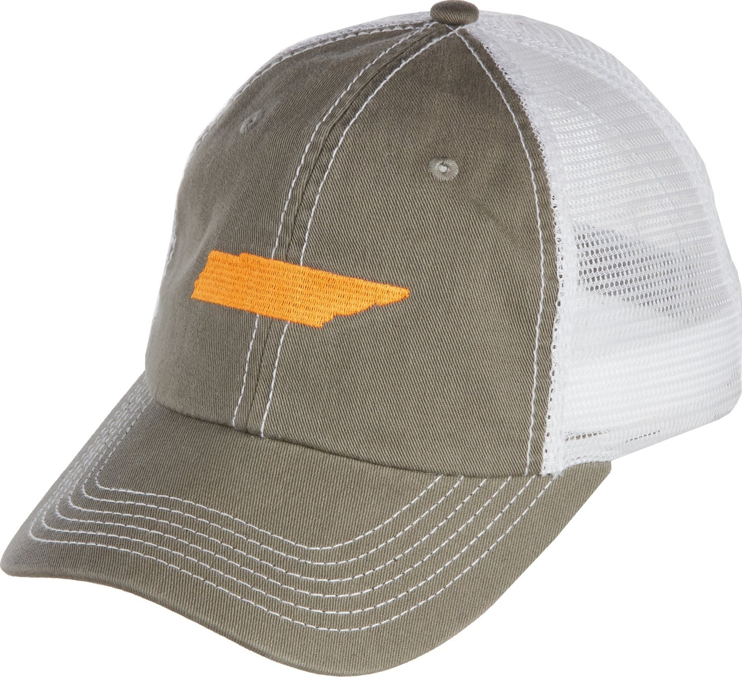 7a9f78e25c1906 Display product reviews for Academy Sports + Outdoors Men's State Trucker  Cap