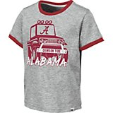 Colosseum Athletics Toddler Boys' University of Alabama Mud Flap T-shirt