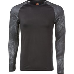 Boys' Realtree Fish Long Sleeve Rash Guard