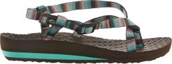Women's Stripe Antigua Sandals