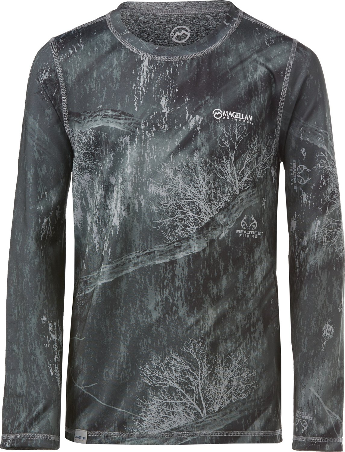 a91e135991bc Display product reviews for Magellan Outdoors Boys  Realtree Fishing  CoolCore Reversible Long Sleeve T-