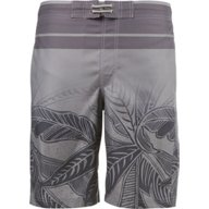 O'Rageous Men's Palm Batik Board Shorts