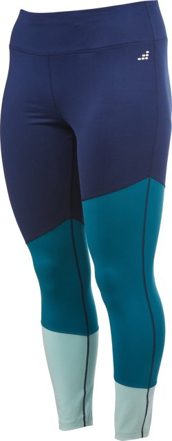 Women's Plus Size Splice Leggings