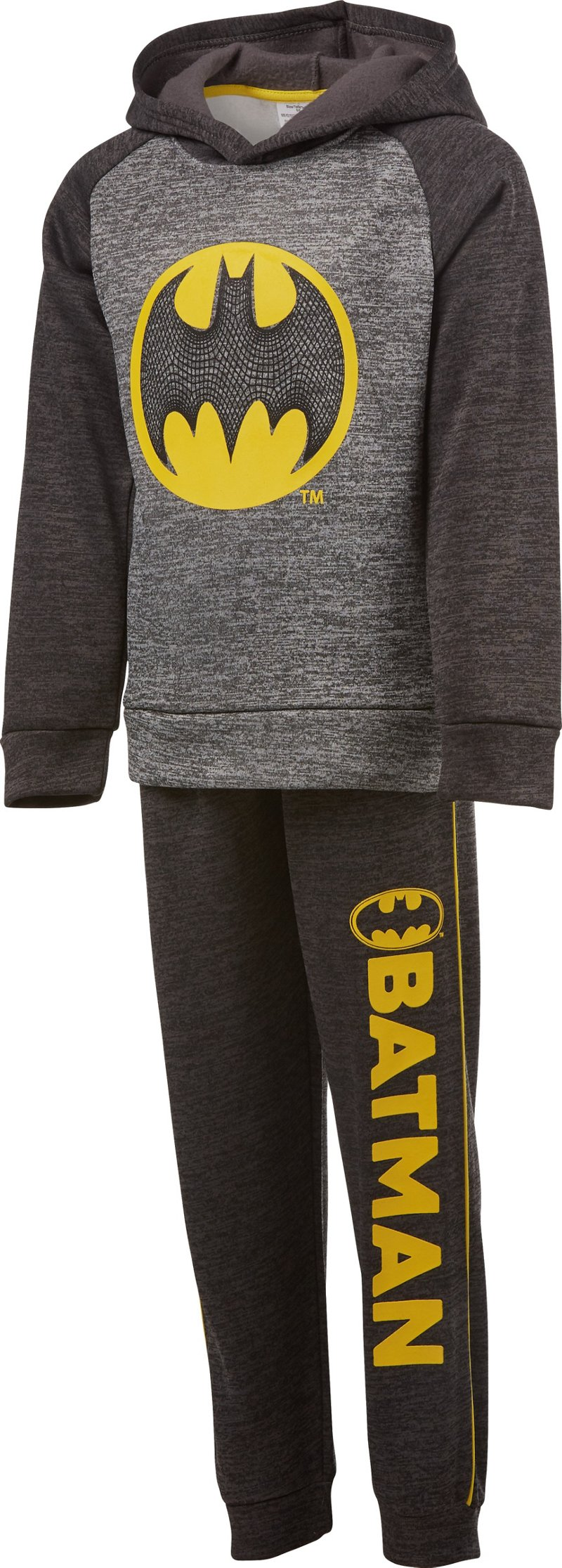 Academy Sports + Outdoors Boys' 4-7 Batman Fleece Set Black - Camo Clothing, Infant And Toddler Camo at Academy Sports thumbnail