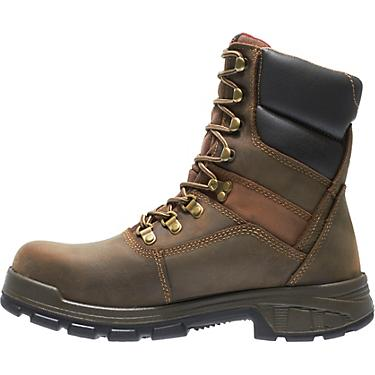 ab650b496dc Wolverine Men's Cabor EPX 8 in EH Steel Toe Lace Up Work Boots