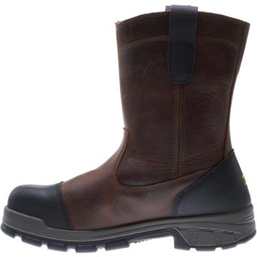 750ad4c6062 Wolverine Men's Blade LX CarbonMax 10 in EH Wellington Work Boots