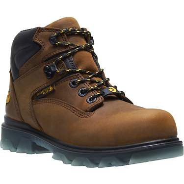 Wolverine Women's I-90 EPX EH Composite Toe Lace Up Work Boots