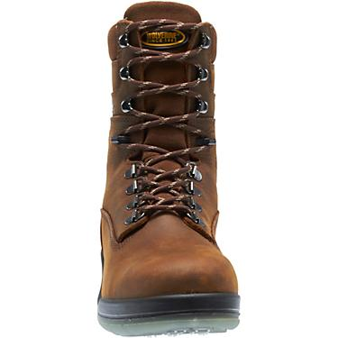 cb2af34c892 Wolverine Men's DuraShocks Insulated Insulated Steel Toe 8 in Work Boots