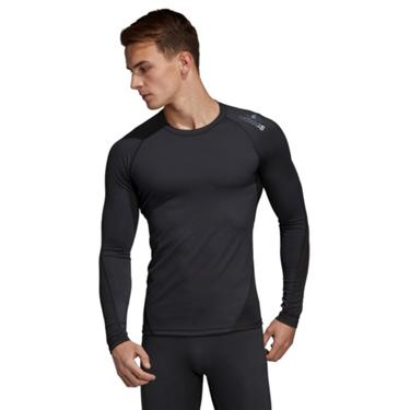 0996da0dd ... adidas Men's Alphaskin Long Sleeve Sport T-shirt. Men's Shirts.  Hover/Click to enlarge
