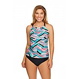 bcce02310fb Women's Mixed Signal Remix Tankini
