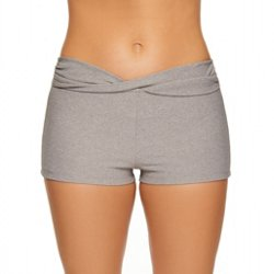 Women's Sporty Heather Swim Shorts