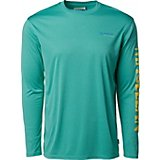 Magellan Outdoors Men's Fishing Casting Crew Long Sleeve Shirt