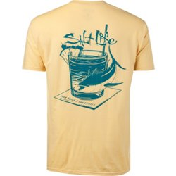 Men's Fish Tails and Cocktails T-shirt